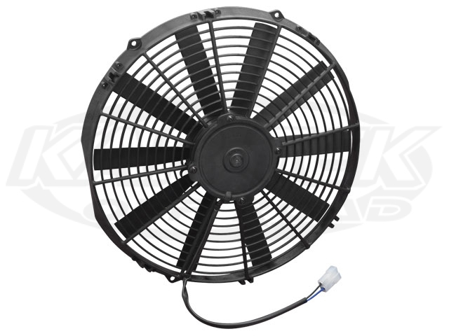 Shop SPAL Medium Profile Fans Now
