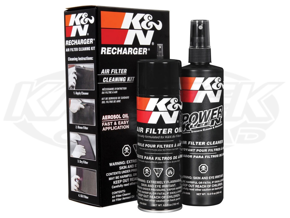 Shop Air Filter Cleaners & Oils Now