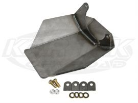 Blitzkrieg Motor Sports Ford 9 Inch Rear End Housing Skid Plate