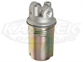 ACDelco GF62 Fuel Filter Housing With 10 Micron Element 1/4