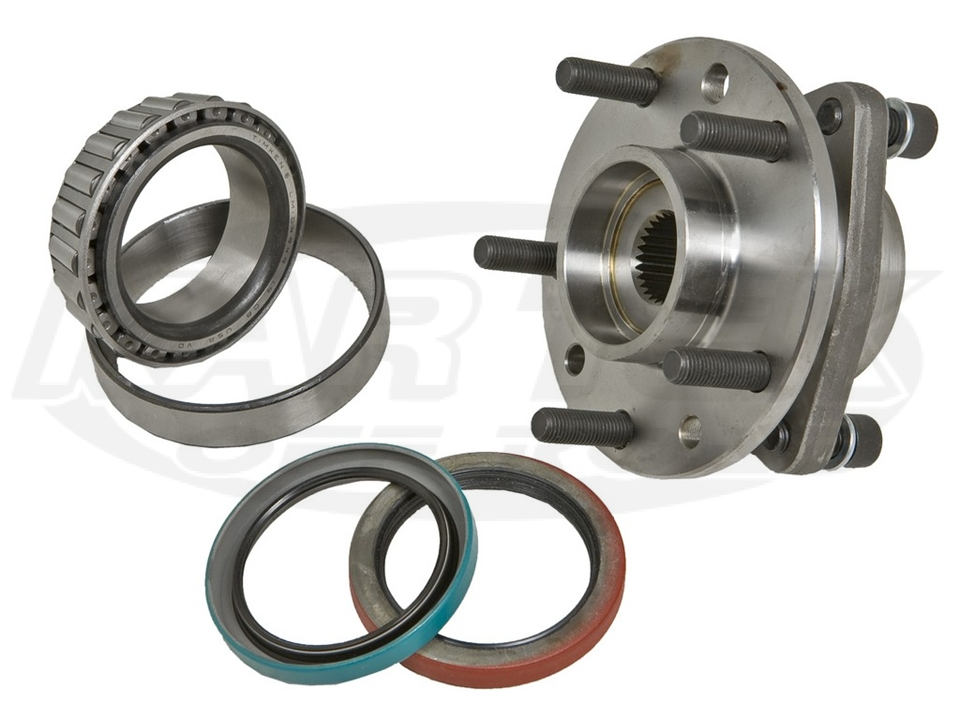 Shop Wheel Hub Bearings, Races & Seals Now