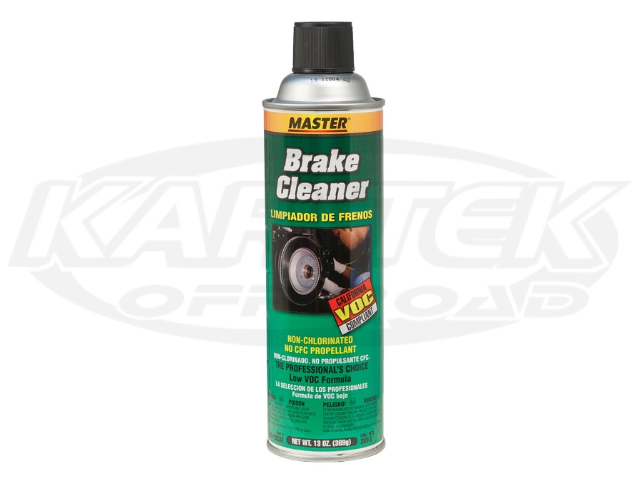 Shop Brake Cleaners Now