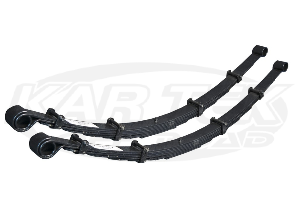 Shop Deaver Leaf Springs Now