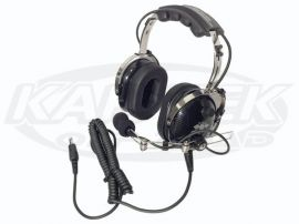 PCI Prerunner Over The Head Headset With Volume Control