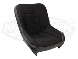 Premier Low Back Seat Premier Low Back, Black Tweed