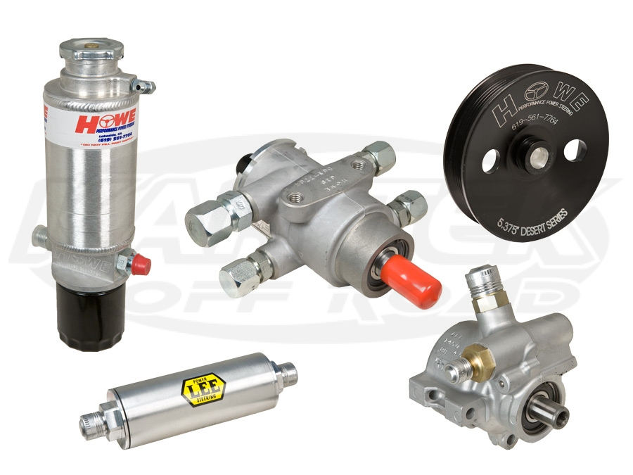 Shop Power Steering Components Now