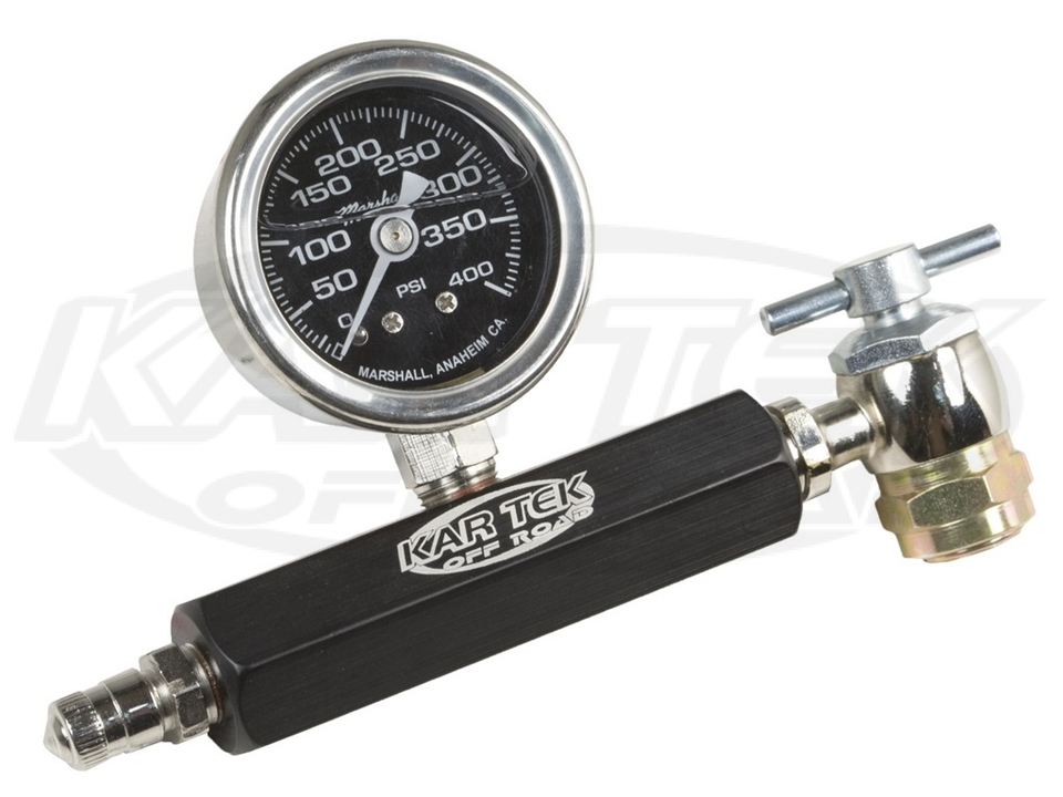 Shop Shock Gauges & Fill Kits Now