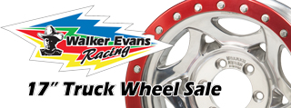 Shop Walker Evens 17 Inch Racing Wheel Sale Now