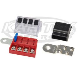 jeep fuse box terminals blue sea systems 4 circuit positive fuse block and negative buss  positive fuse block and negative buss