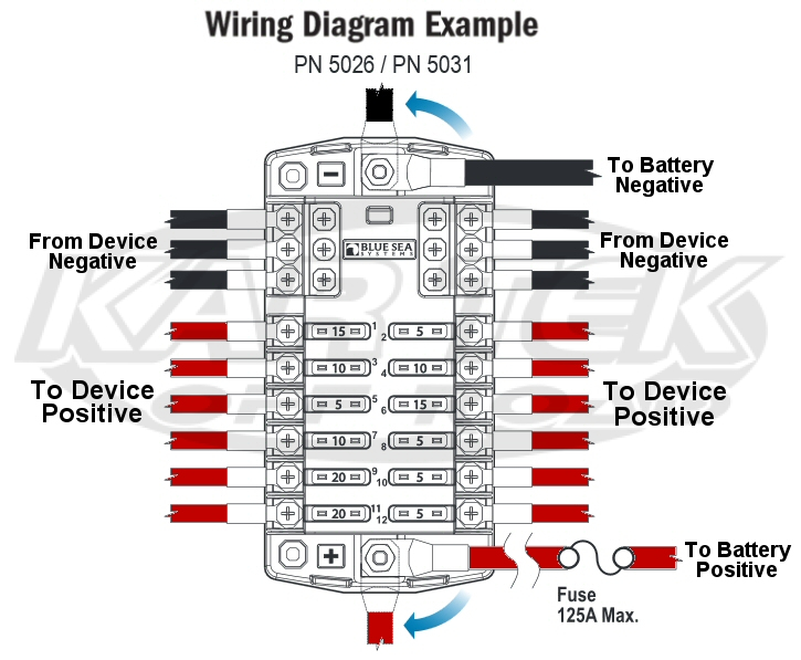 blue sea systems 5026 fuse box diagram fuse block wiring diagram typical rv wiring diagram fuse block fuse block wiring diagram at edmiracle.co