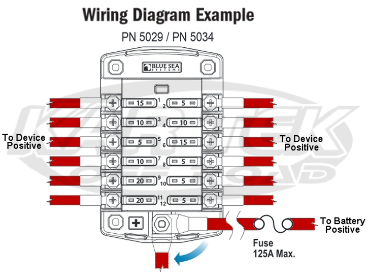 blue sea systems 5029 fuse box diagram fuse block wiring diagram typical rv wiring diagram fuse block fuse block wiring diagram at edmiracle.co