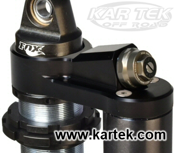 Fox Shocks dual speed compression DSC adjuster