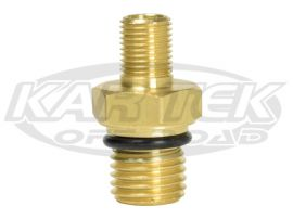 with valve core /& cap Schrader Valve Assembly O-ring style 5//16-32 thread