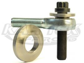 5 Rod End Heim Joint Safety Washer to Prevent A 1//2 Inch Twelve Point Or Allen Bolt from Going Through Pack of