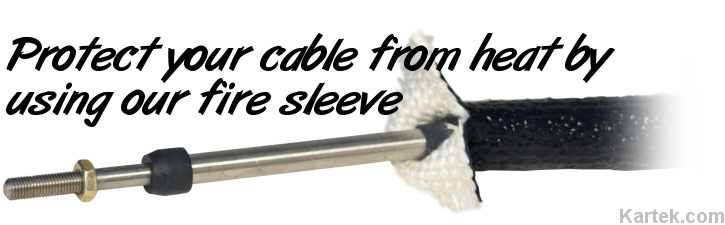 how to protect your morse cable from fire