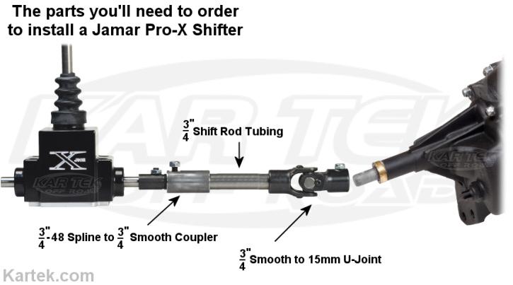 Jamar Performance Pro-X Short 11 5