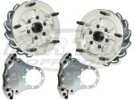 Shop Jamar VW Rear Disc Brake Kit Parts Now