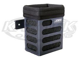 Joes Racing Products Hand Held Radio Box With Swiveling Flat Panel