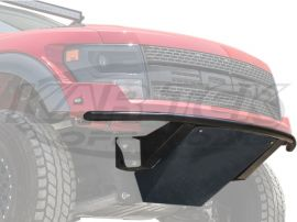 Mazzulla Offroad  Ford F  Svt Raptor Front Radius Tube Bumper And Skid Plate
