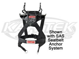 Shop Simpson Hybrid Sport With SAS SFI Approved Now