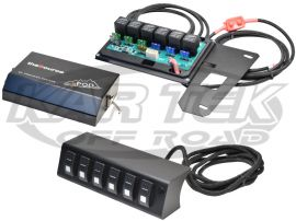 spod 07 08 jeep jk 6 switch system with green led light contura rh kartek com