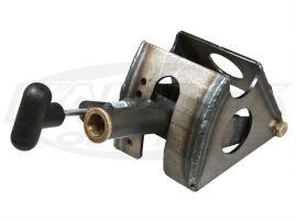 """Kreger Adjustable Tilt Steering Column For 1-3/4"""" tubing"""