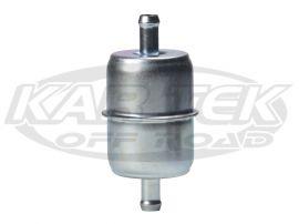 Wix 33033 Inline Cellulose Fuel Filter 3/8