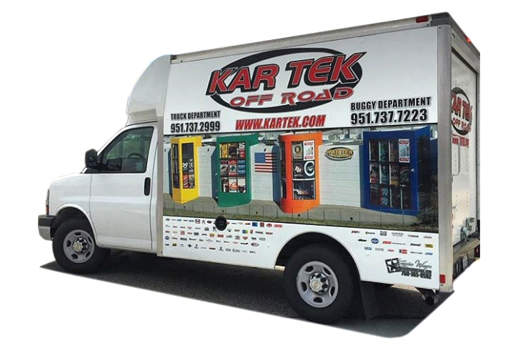 Kartek Off-Road We Deliver!
