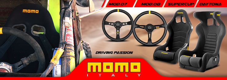 MOMO Italy Driving Passion