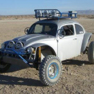 Jeff Blacks Baja Bug